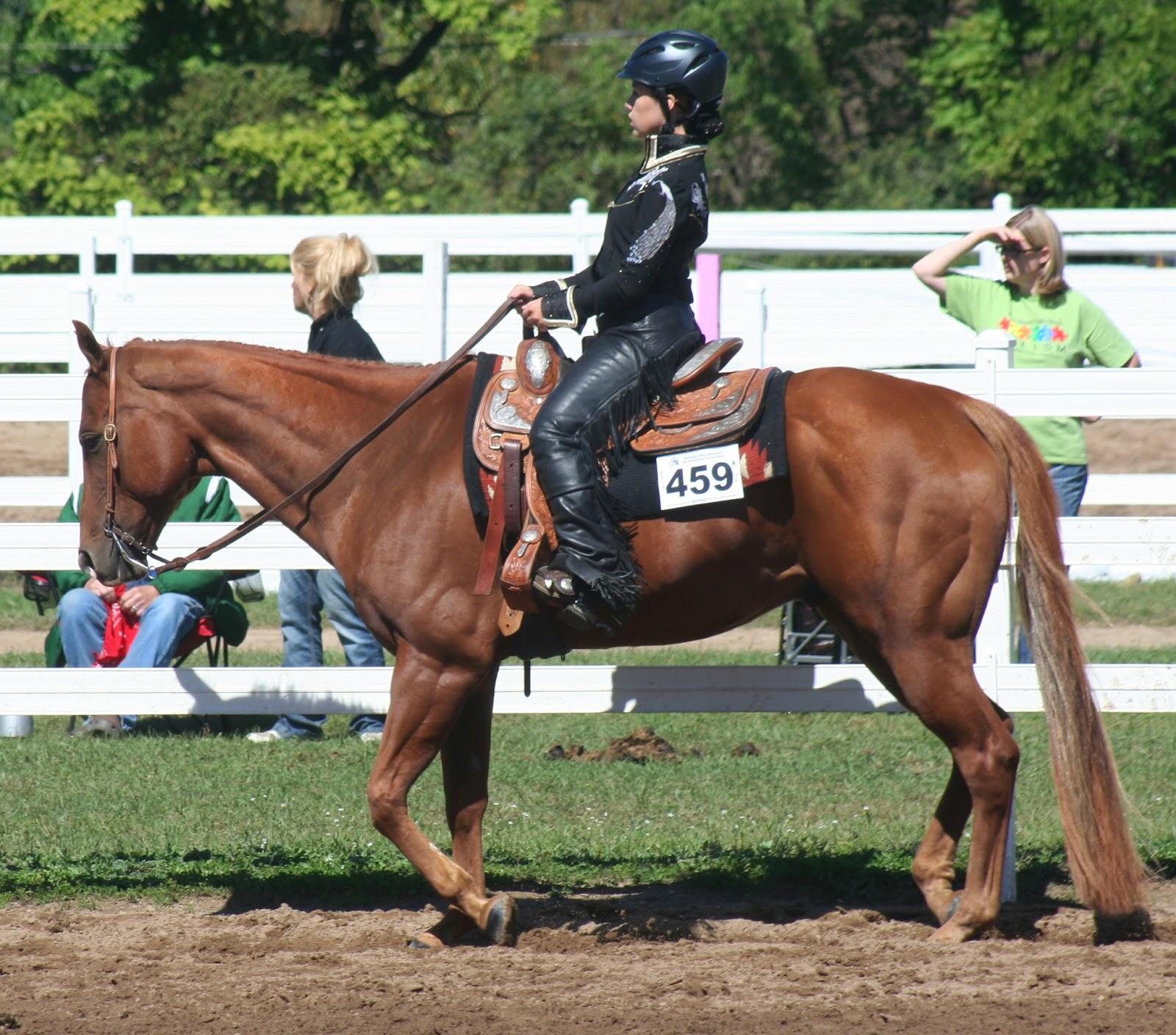 Simply milford high school equestrian team