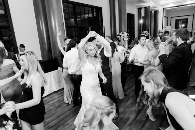 A Spring Wedding at The Westin Georgetown photographed by Heather Ryan Photography