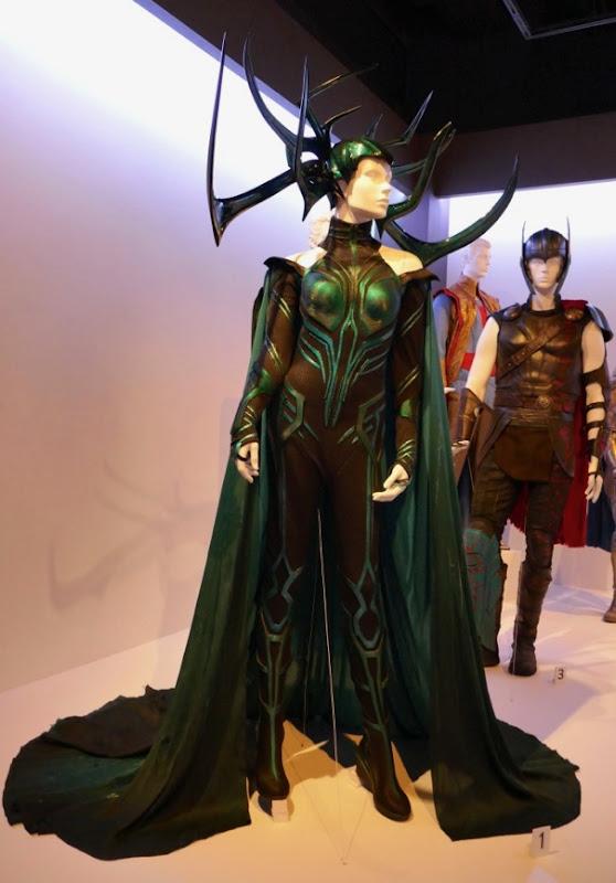 Hela costume Thor Ragnarok
