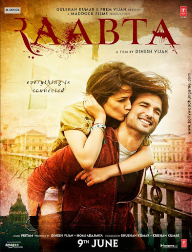 Raabta (2017) Movie Poster