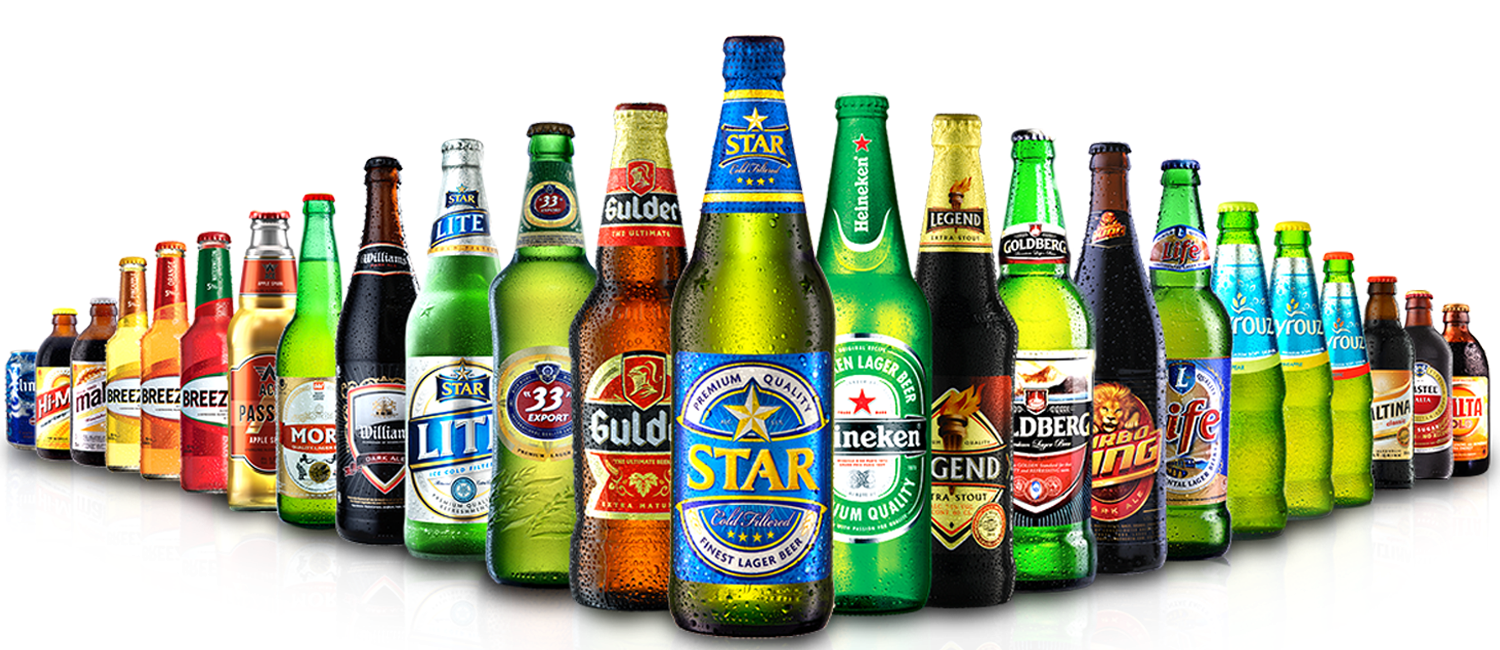 nigerian breweries The organizational chart of nigerian breweries displays its 16 main executives including johan doyer.