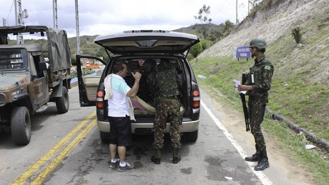 Juez brasileño ordena suspender entrada de inmigrantes venezolanos por vía terrestre