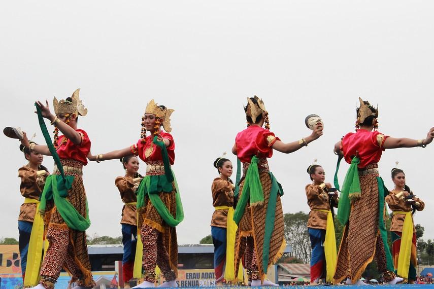 Tari Topeng Kemindu, Tarian Tradisional Dari Kutai Kartanegara Kalimantan Timur