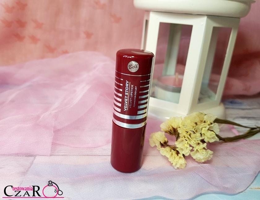 Bell, Velvet Story Lipstick – Pomadka do ust
