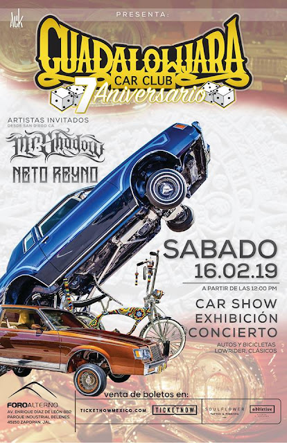 GUADALOW RIDE 2019