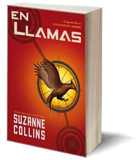 Reseña: En llamas ~ Suzanne Collins