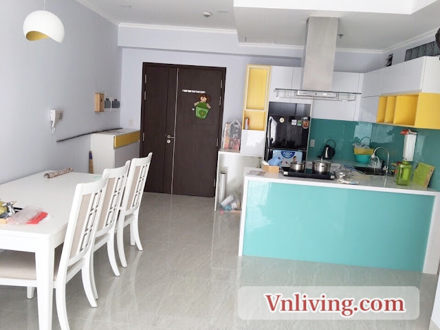 2 Bedrooms for rent in Sunrise City Apartment 800 USD fully furniture