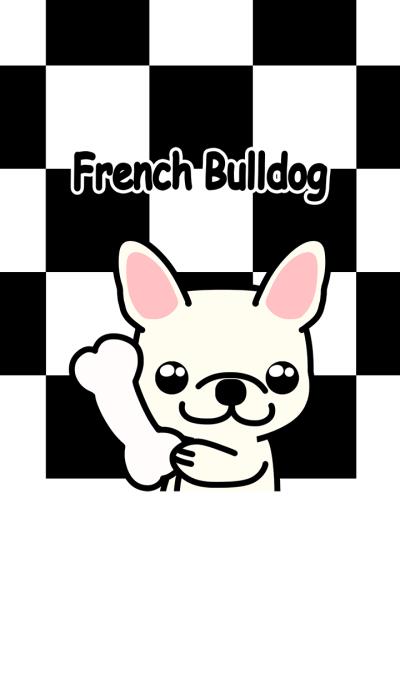 Cute French Bulldog