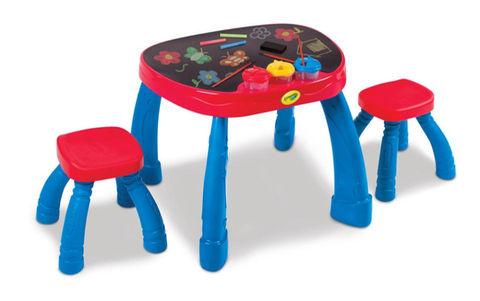 Toys R Us: $26.99 (Reg. $54.99) Crayola Play \'N Draw Artist Table ...