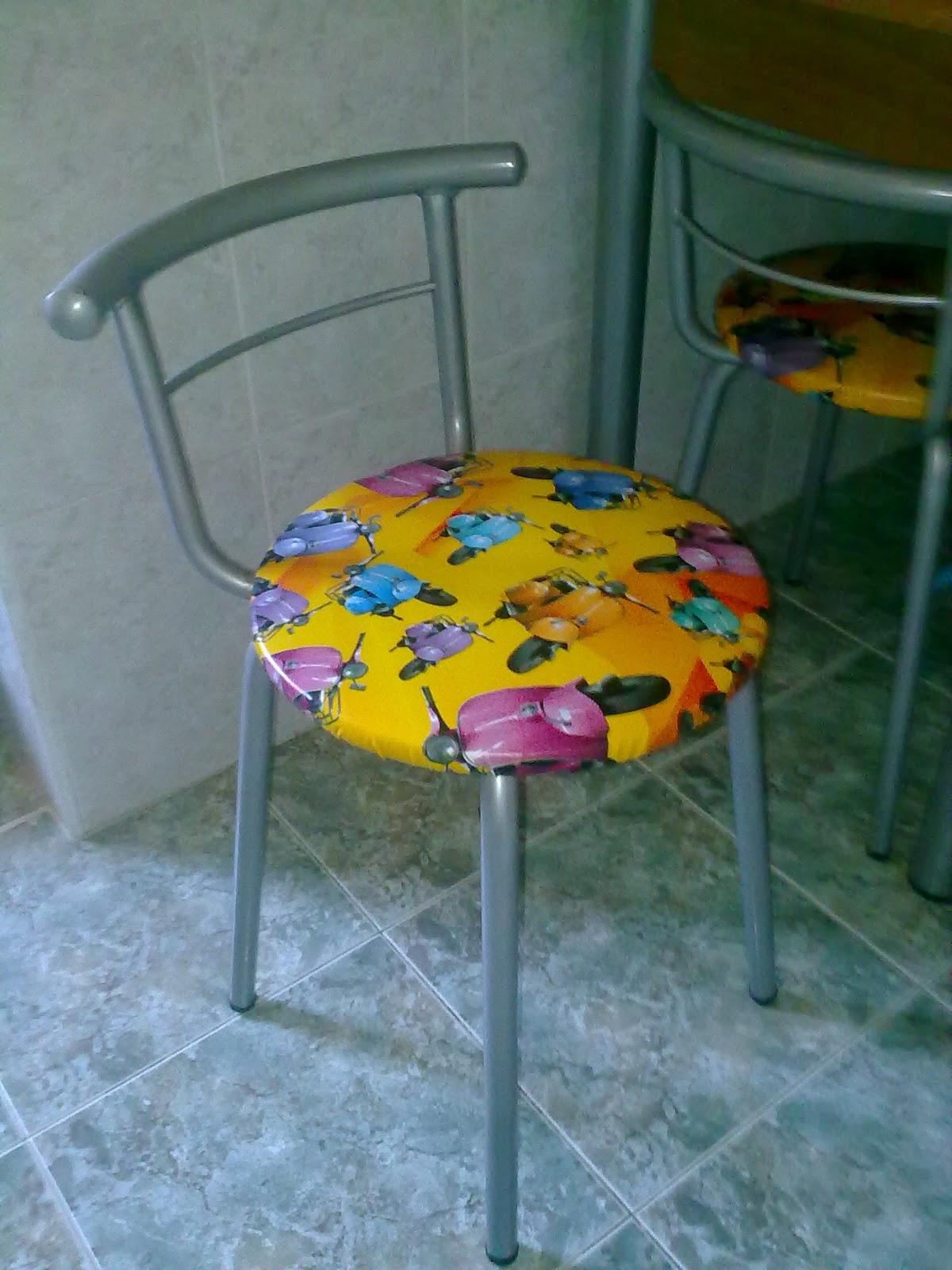 Decoro sin decoro tapizar sillas a prueba de ni os - Espuma para tapizar sillas ...
