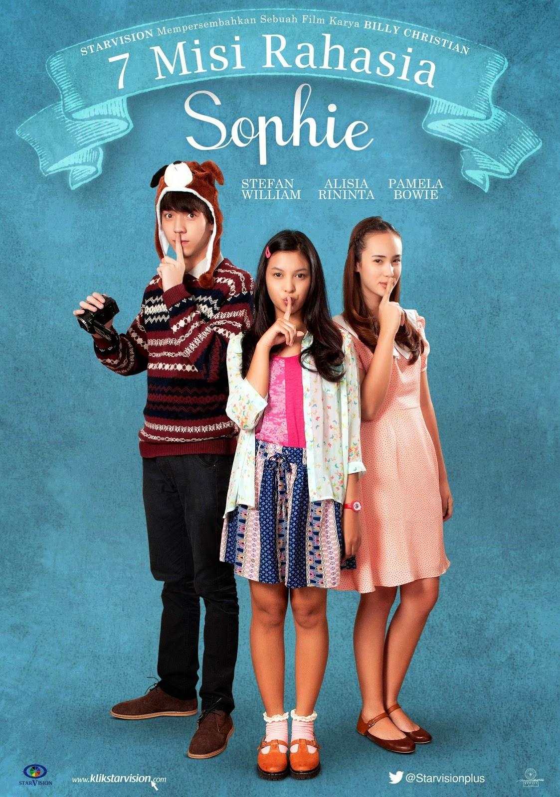 Download 7 Misi Rahasia Sophie Tersedia Gratis