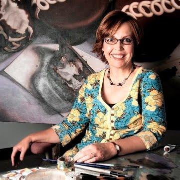 artist Margarte Morrison