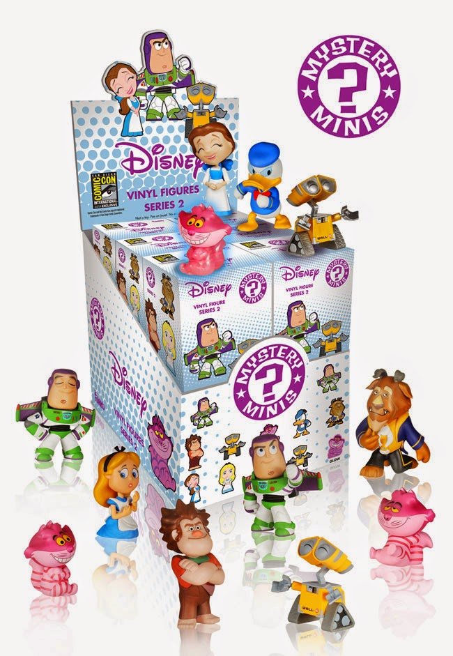 Collecting Toyz Funko Reveals 3rd Round Of Sdcc 2014