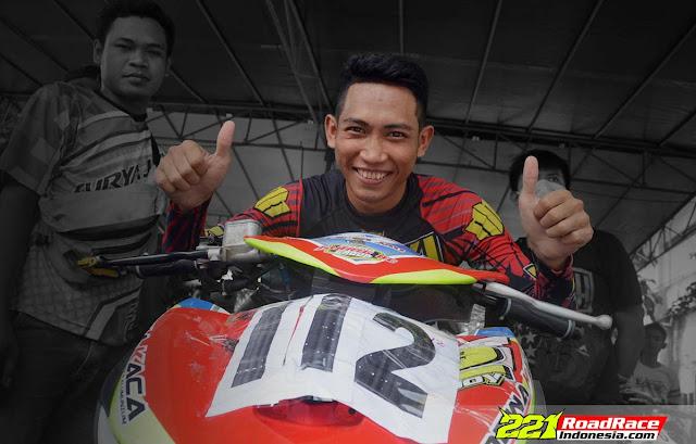 KAGET dengan Model Sirkuit Jawa Timuran, Pembalap Riau ini Malah Ketagihan