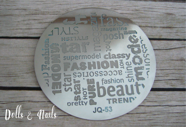 JQ-53 stamping plate review
