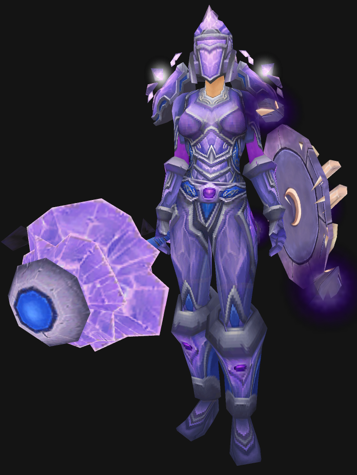 Wow Plate Sets & WoW Leather Transmog