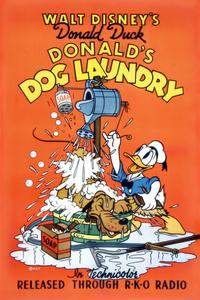 Watch Donald's Dog Laundry Online Free in HD