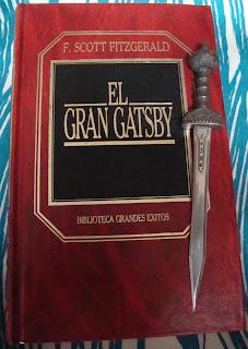 Portada del libro El gran Gatsby, de F. Scott Fitzgerald