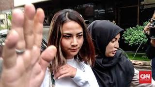 Vanessa Angel - Foto/CNN Indonesia