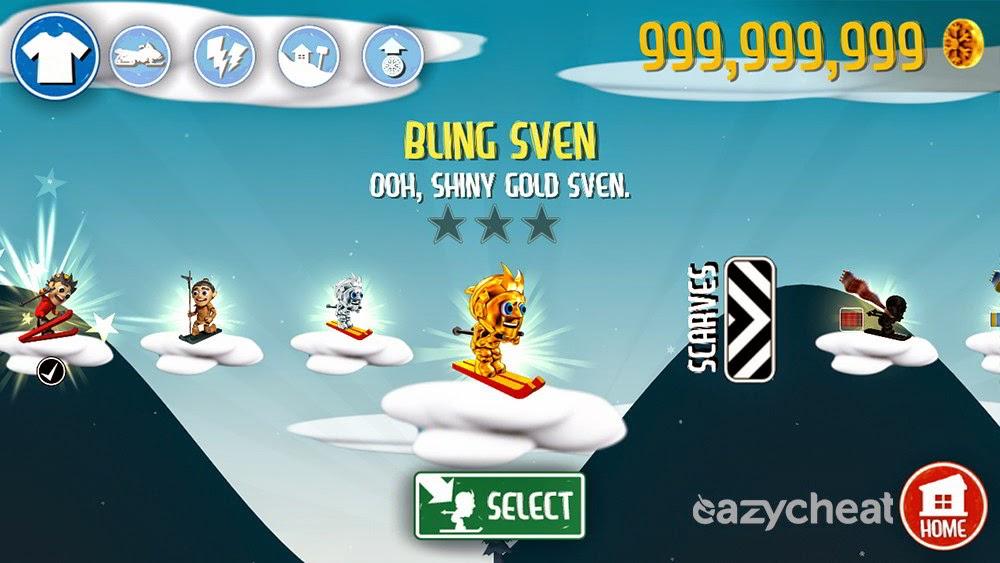 download ski safari 2 cheat apk