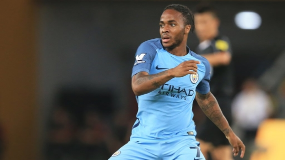 Manchester City winger, Raheem Sterling