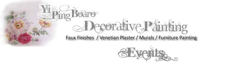 YP Decorative Painting Events