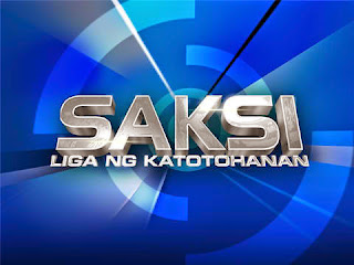 Saksi, Pinoy,TV, Filipino