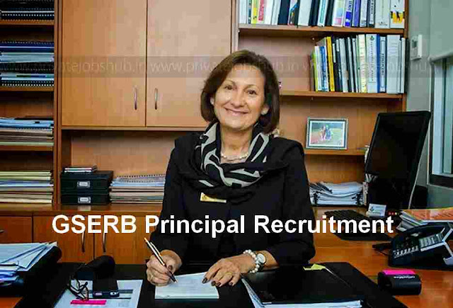 GSERB Principal Recruitment