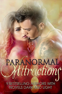 Paranormal Attractions (Eaton, Belfield, Edwards, Troilo, Jones, Campbell, Calinda B, Gideon, Welsh)