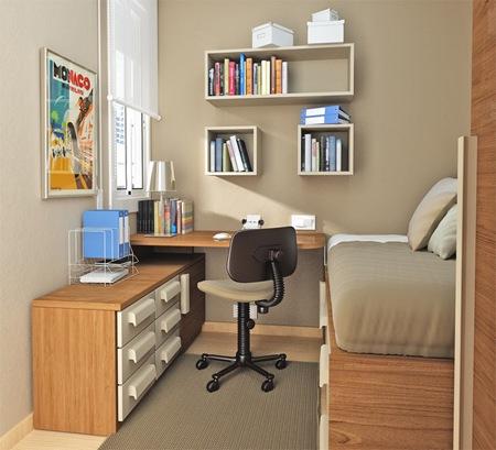 Camas con cajones que ahorran espacio drawer bed by - Dormitorios adultos ...