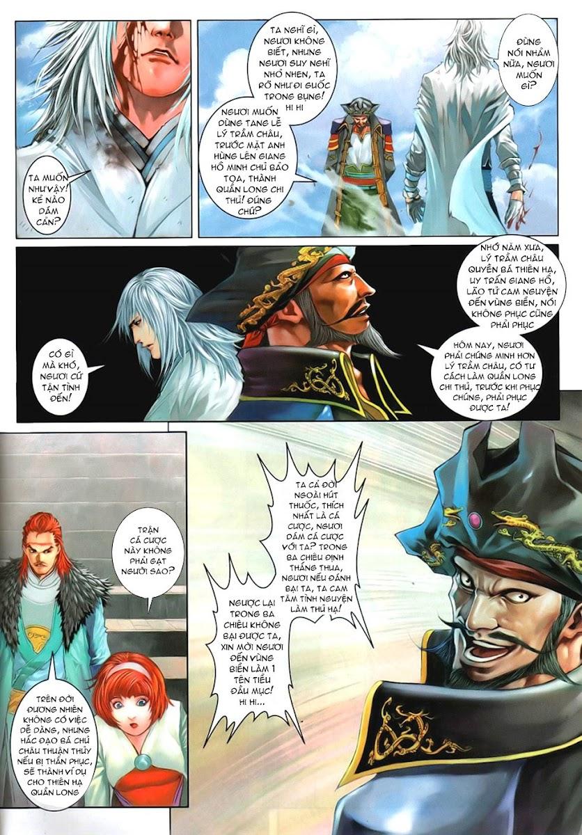 Ôn Thuỵ An Quần Hiệp Truyện chap 92 - Trang 6