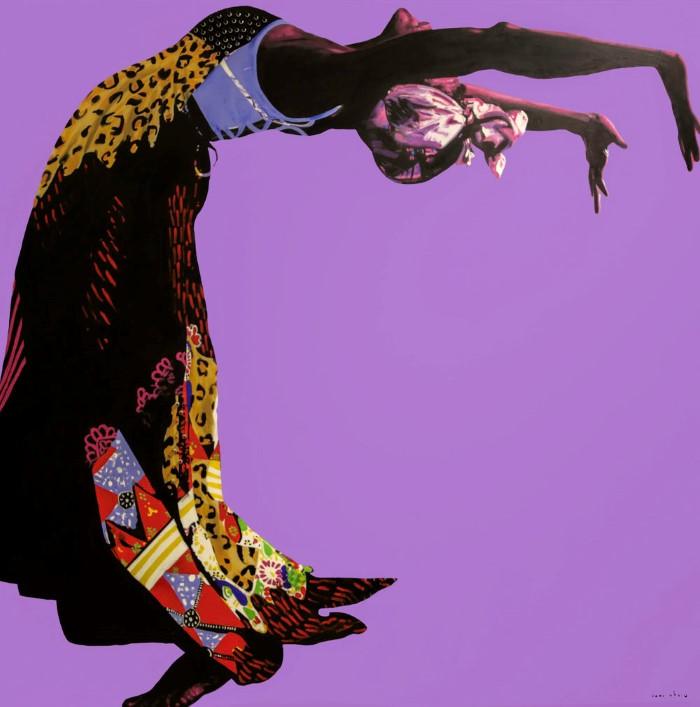 Нигерийский художник. Dawn Okoro