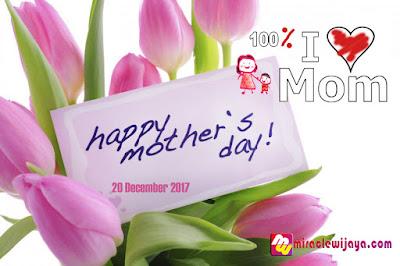 Ucapan Selamat Hari Ibu Unik dan Menyentuh Hati