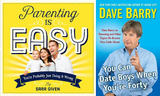 Parenting is easy; You can date