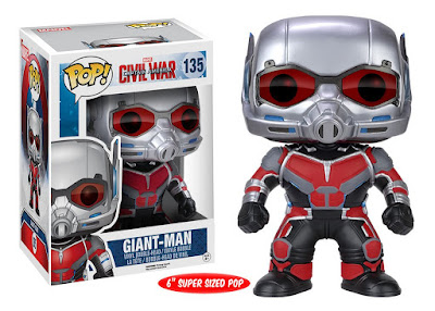 "Amazon Exclusive Ant-Man & The Wasp Giant-Man 10"" Pop! Marvel Vinyl Figure by Funko"