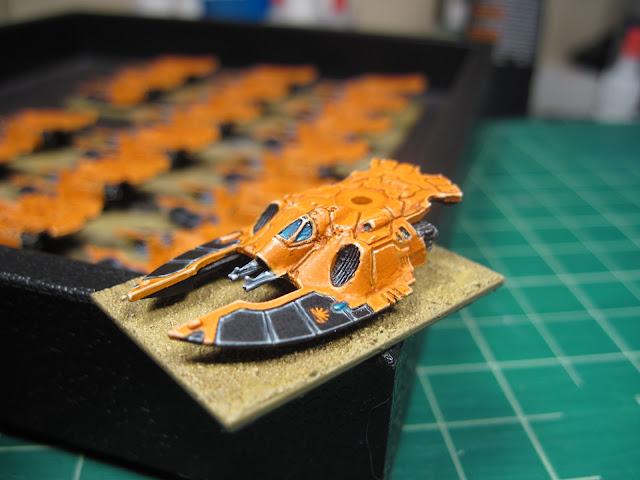 Epic Eldar Falcon Hull
