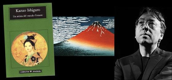 """Ishiguro, novelistas japoneses actuales, """"Un artista del mundo flotante"""""""