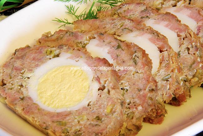 Detalle Drob de carne