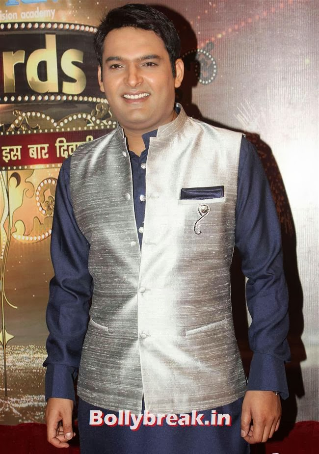 Kapil Sharma, ITA Awards 2013 - Red Carpet Pics