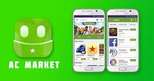 تنزيل متجر acmarket لتحميل التطبيقات والالعاب المدفوعة مجانا للأندرويد