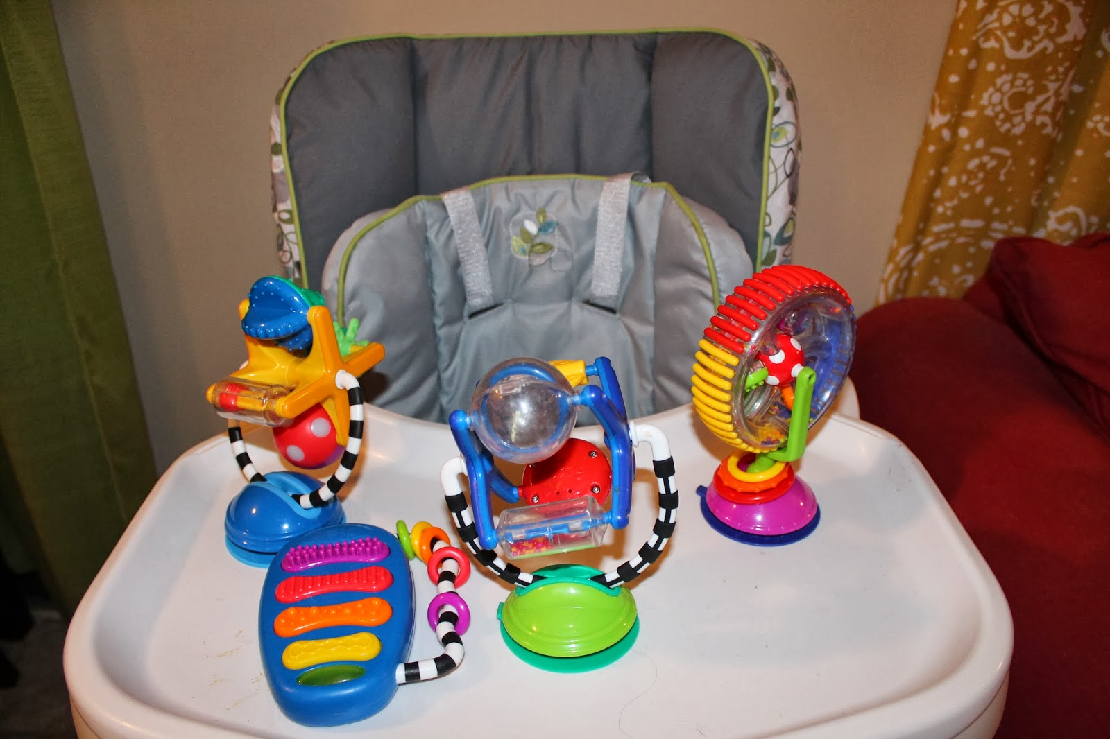 high chair suction toy cynthia rowley nailhead accent baby toys for highchair  wow blog