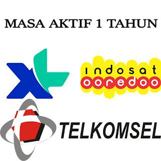 Begini Trik Memperpanjang Masa Aktif XL, Telkomsel Dan Indosat Satu Tahun