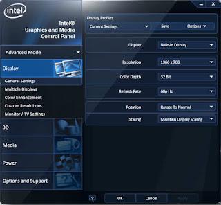 Cara Setting Monitor Komputer / PC/ Laptop