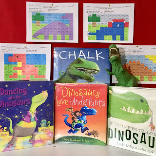 Ferociously Good Fun with Tyrannosaurus Rex and Friends, by Paula's Primary Classroom