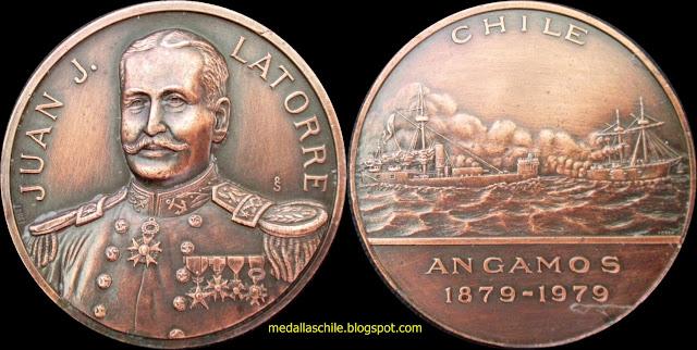 Centenario Campaña Marítima de la Guerra del Pacifico