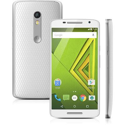 Celular Moto X Play, de cor branca, é perdido em Mairi