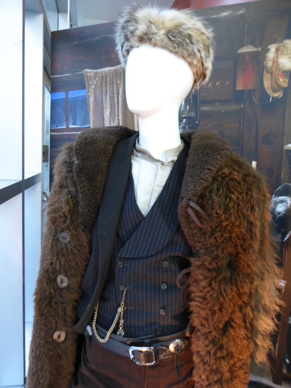 Kurt Russell Hateful Eight John Ruth costume