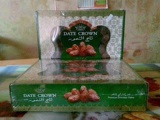 Kurma Khalas Date Crown Premium Emirates Dates