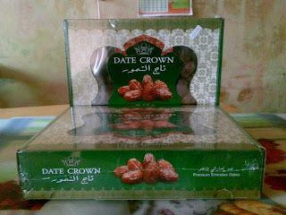 Kurma Khalas Date Crown Premium Emirates Dates