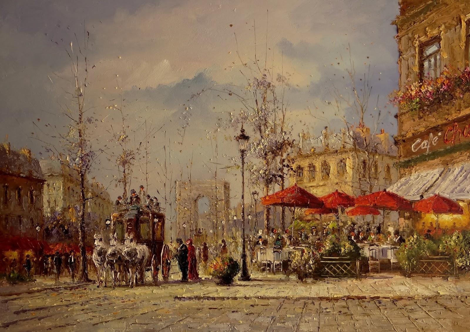 Nelson Molina ~ Pintor de paisagem urbana